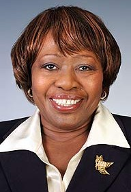 Rochester City Council President, Loretta Scott