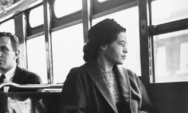 a biography and life work of rosa parks protest and the growing movement of the public transportatio