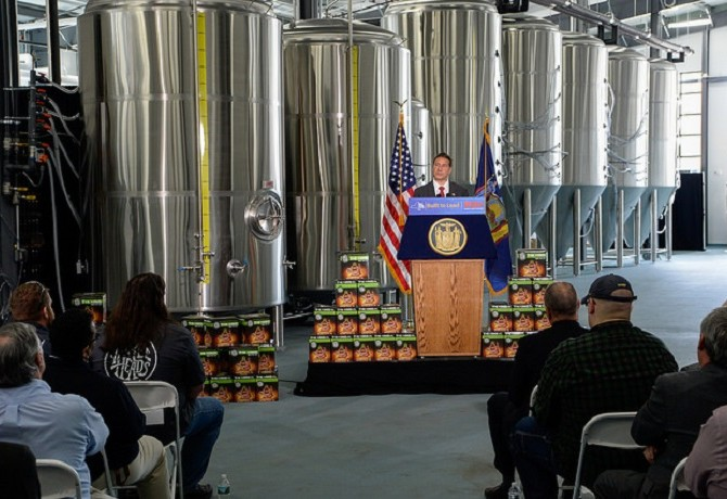 cuomo brewery