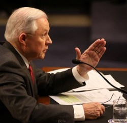 As police shootings of Black people mount, Attorney General Jeff Sessions says federal investigations of local police departments are bad for police morale. FILE PHOTO: Paulette Singleton/Trice Edney News Wire