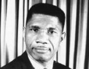 Assassinated civil rights icon Medgar Evers, a field secretary with the NAACP, was a large focus of President Trump's speech as his brother Charles Evers and widow Myrlie Evers sat in the audience at the open of the museum.