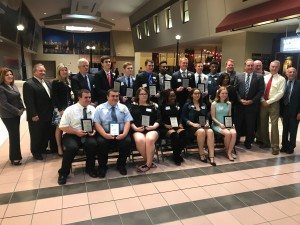 2018 Greece Regional Chamber of Commerce Youth Hall of Fame Inductees