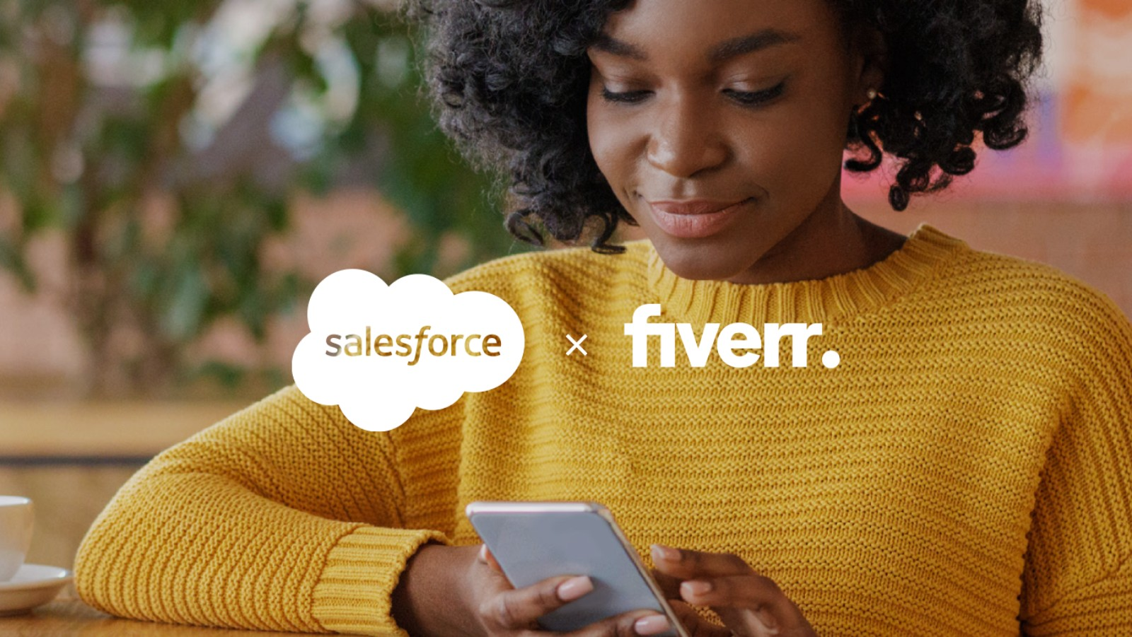 Fiverr aims to help people with disabilities build their professional experience and find freelance employment opportunities through the Fiverr platform. (Courtesy of Fiverr)