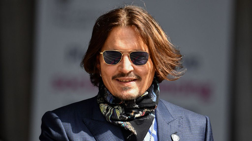 Despite a devastating legal loss in the UK, Johnny Depp has been allowed to move forward with his defamation lawsuit against his ex-wife Amber Heard. (Gareth Cattermole/Getty Images)