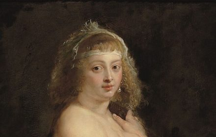 """""""Helena Fourment"""" (Das Pelzchen) by Peter Paul Rubens can be viewed on OnlyFans after Facebook and Instragram banned Vienna museums from posting famous works due to nudity. (Kunsthistorisches Museum Wien/Zenger)"""